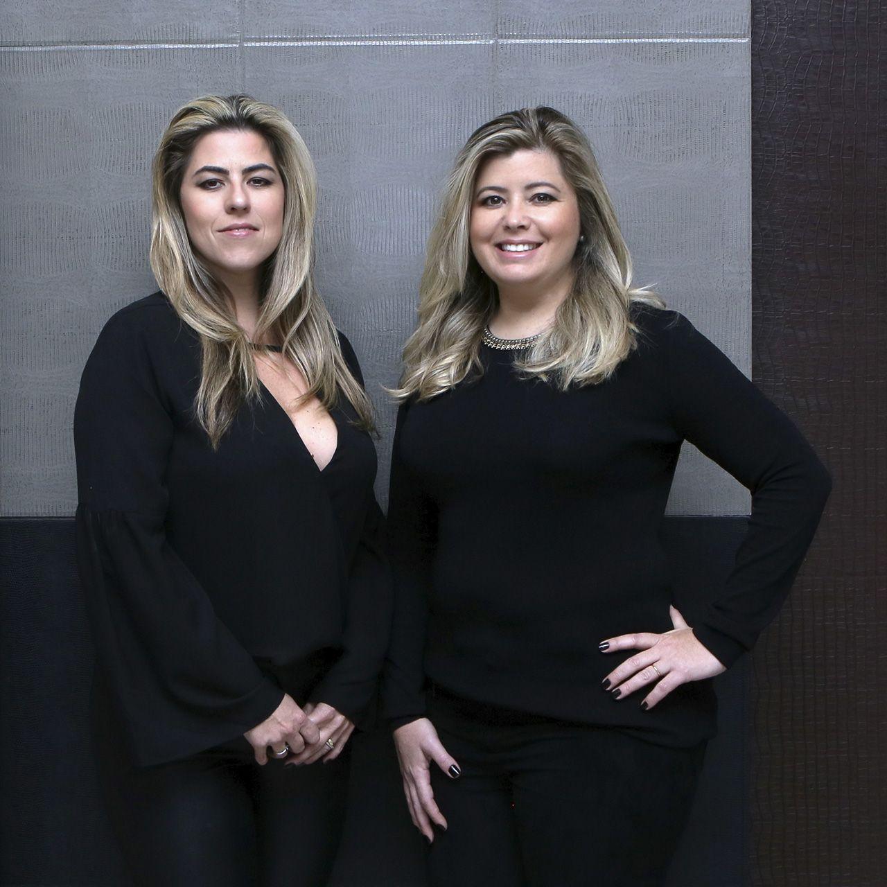 Angela Dorascenzi e Mônica Costa